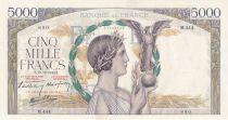 France 5000 Francs Victoire - 12-12-1940 Série M.444