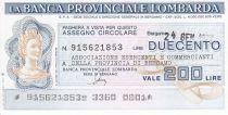France Banca Provinciale Lombarda - 1977