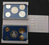 France BU.1986 Coffret BU 1986 - Monnaie de Paris 10 pièces