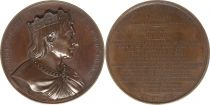 France Charles III dit le Simple  -  King of France serial by Caqué - 1839