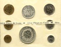 France Coffret 8 monnaies FDC 1969 - Monnaie de Paris