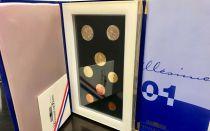France Coffret BE 2001 - 8 monnaies en Euro