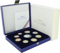 France Coffret BE 2008