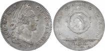 France Conseillers du Roi et Notaires - 1720 - Bust of Louis XV