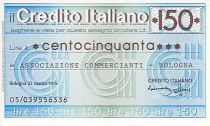 France Credito Italiano - 1976
