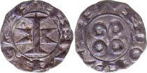 France Denier, Comté de Melgueil - 1080-1130 - 2ème ex
