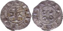 France Denier, Comté de Melgueil - 1080-1130 - 7ème ex TTB