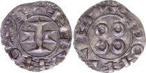 France Denier, Comté de Melgueil - Malguelonne - 1080-1130 TTB