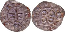 France Denier, County of Melgueil - 1080-1130 - Bishops of Malguelonne