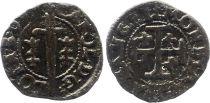 France Denier de Nancy - Charles III (1555-1608) - Croix de Jérusalem