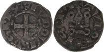 France Denier Tournois, Louis IX dit Saint-Louis (1223-1250) - 2ème ex