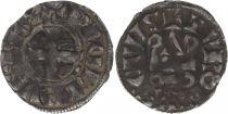 France Denier Tournois, Philippe II (1180-1223) - 1er ex