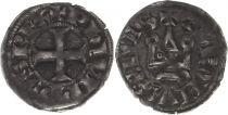 France Denier Tournois, Philippe II (1180-1223) - 2nde ex