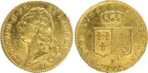 France Double Louis d\'or, Louis XVI - 1786 I Limoges - VF to XF