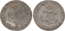 France Double Sol Louis XV - 1739 A Paris