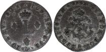 France Double Sol Louis XV - 1741 I Limoges