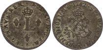 France Double Sol Louis XV - 1762 A Paris