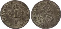 France Double Sol Louis XV - 1762 A Paris