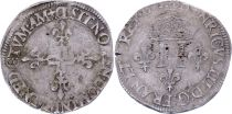 France Double sol parisis - Silver - 1578 Lyon