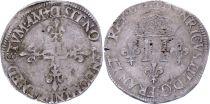 France Double sol parisis - Silver - 1578 Lyon