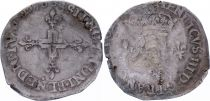 France Double sol parisis - Silver - 157x  B Rouen
