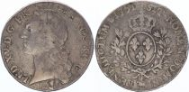 France Ecu  de Béarn au bandeau , Louis XV - 1751 Pau