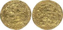 France Ecu d\'Or à la Couronne, Charles VII (1422-1461) - Tournai