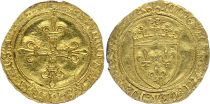 France Ecu d\'Or au Soleil, Louis XII (1499-1514) - Montpellier