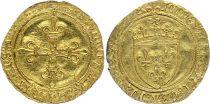 France Ecu d\'Or au Soleil, Louis XII (1499-1514) - Montpellier