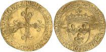 France Ecu d\'Or au Soleil, Louis XII (1499-1514) - St André Villeneuve les Avignons