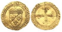 France Ecu d\'Or au Soleil, Louis XII (1499-1515) - Poitiers