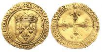 France Ecu d\'Or au Soleil, Louis XII (1499-1515) - Poitiers