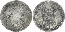 France Ecu Louis XV - Ecu of France-Navarre - S Reims