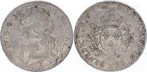 France Ecu Louis XV au Bandeau - 1762 A