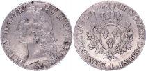 France Ecu Louis XV au bandeau - 1768 L