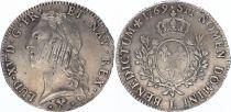 France Ecu Louis XV au bandeau - 1769L Bayonne