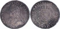 France Ecu Louis XV aux branches d\'olivier - 1726 A