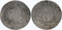 France Ecu Louis XV Old Head - 1771 I