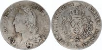 France Ecu Louis XV Old Head - 1774 D