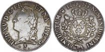France Ecu Louis XV with old head - 1773 Pau