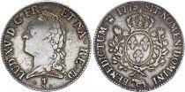 France Ecu Louis XV with old head - 1773 Pau