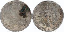 France Ecu Louis XVI aux branches d\'olivier  -  1789 A
