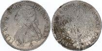 France Ecu Louis XVI aux branches d\'olivier  - 1782 A Paris