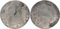 France Ecu Louis XVI aux branches d\'olivier  - 1783 Paris