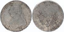 France Ecu Louis XVI aux branches d\'olivier  - 1785 I