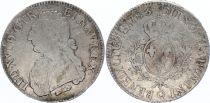 France Ecu Louis XVI aux branches d\'olivier  - 1785 Q