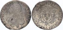 France Ecu Louis XVI aux branches d\'olivier  - 1785L Bayonne