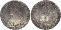 France Ecu Louis XVI aux branches d\'olivier - 1781 Q Perpignan