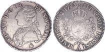 France Ecu Louis XVI aux branches d\'olivier - 1783 A