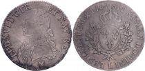 France Ecu Louis XVI aux branches d\'olivier - 1784 L